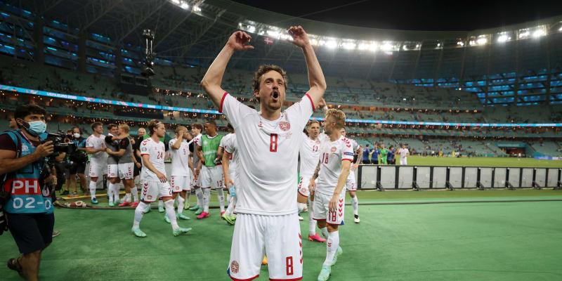 Obrovská euforie po postupu do semifinále Eura