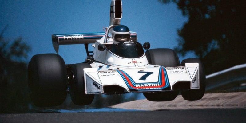 """Když měl svůj den, byl neporazitelný, říkali o něm konkurenti i odborníci. Carlos """"Lole"""" Reutemann svůj poslední závod ve středu prohrál."""