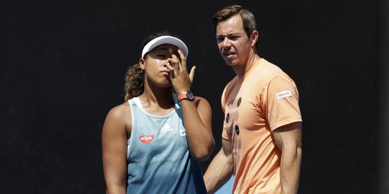 Trenér Aleksandar Bajin dovedl Japonsku Naomi Ósakaovou ke grandslamovým titulům.