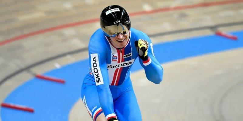 Tomáš Bábek si v Tokiu brousí zuby na medaili z disciplíny keirin i kilometr s pevným startem.