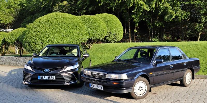 Toyota Camry vs. Toyota Camry