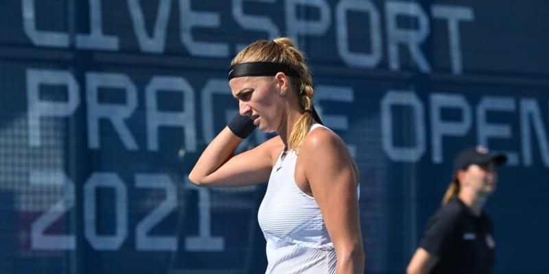 Petra Kvitová na Prague Open
