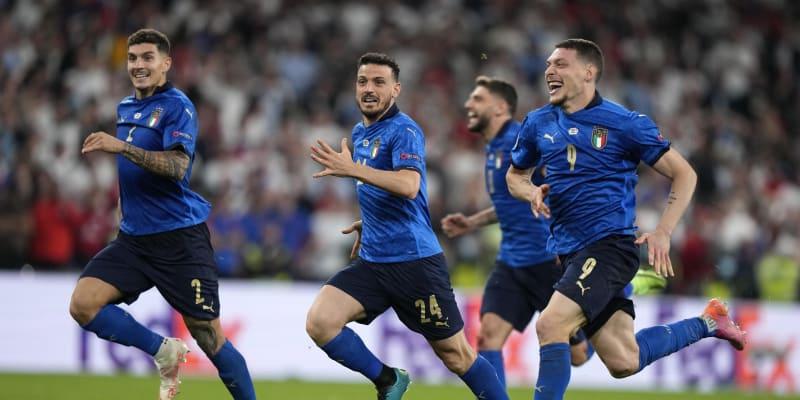 Italové si svou druhou výhrou v historii na mistrovství Evropy splnili sen.