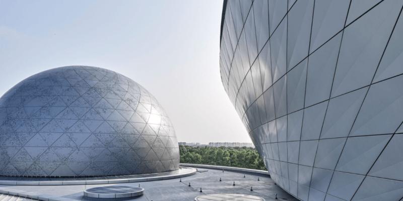 Muzeum otevře v Šanghaji už v pátek.