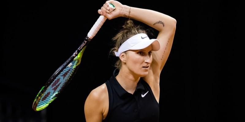 Tenistka Markéta Vondorušová