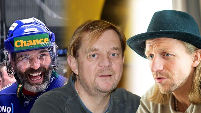 Celebrity ve službách politiků. Komu dělají reklamu Jágr, Čtvrtníček nebo Klus?