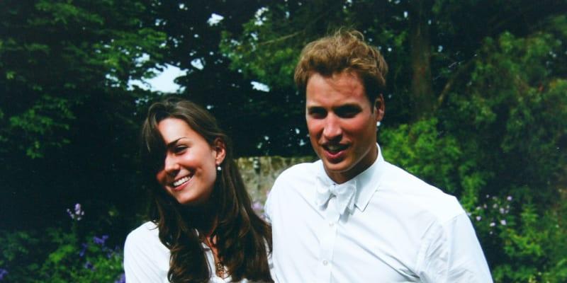 William s Kate se znají už od školy.