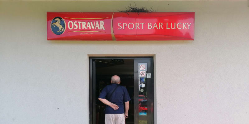 Sport Bar Lucky v Ostravě