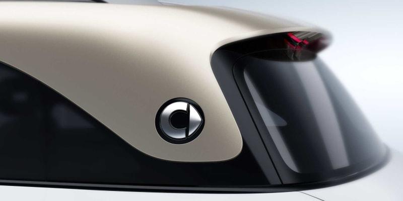 Chystané elektrické SUV značky Smart