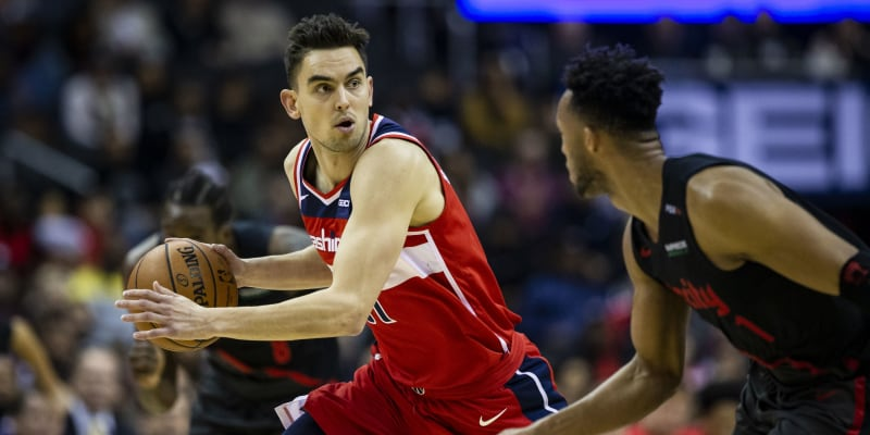 Zkušený rozehrávač označil start pod pěti kruhy za splnění většího snu, než byla kdy jeho účast v NBA.