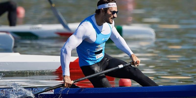 Martin Fuksa jede na své druhé olympijské hry.