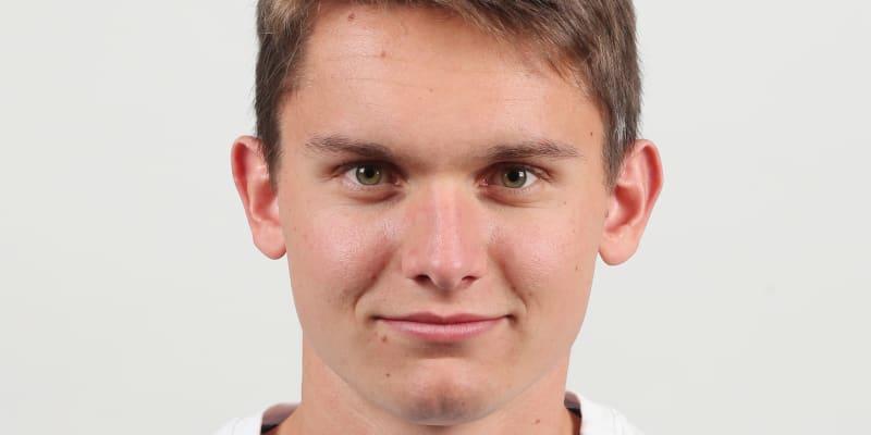 Martin Vlach je součástí olympijského týmu v Tokiu.