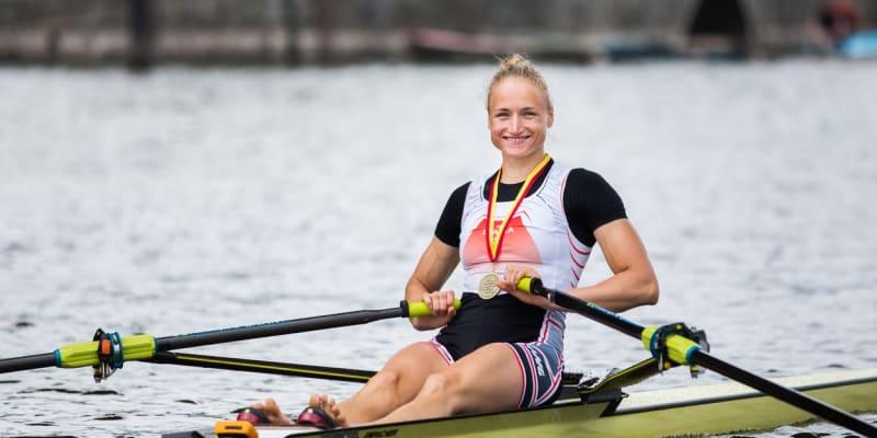 Veslařka Lenka Antošová spolu s Kristýnou Fleissnerovou může na olympijských hrách v Tokiu překonat své dosud nejlepší umístění ve dvojskifu z Londýna 2012.