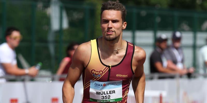 Vít Müller je český atlet.