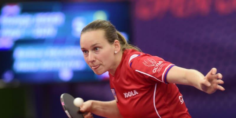 Hana Matelová nás reprezentuje na olympiádě v Tokiu.