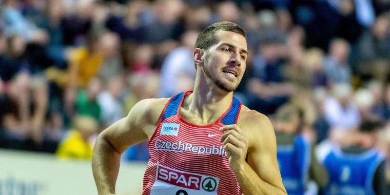 Jiří Sýkora je juniorský mistr světa v desetiboji z roku 2014.