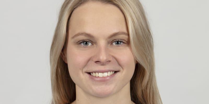 Kristýna Horská je součástí olympijského týmu ČR.