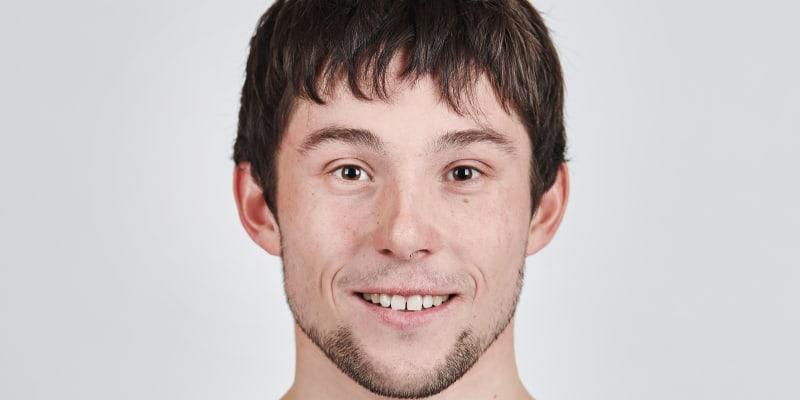 Jiří Prskavec ml., 28 let, vodní slalom