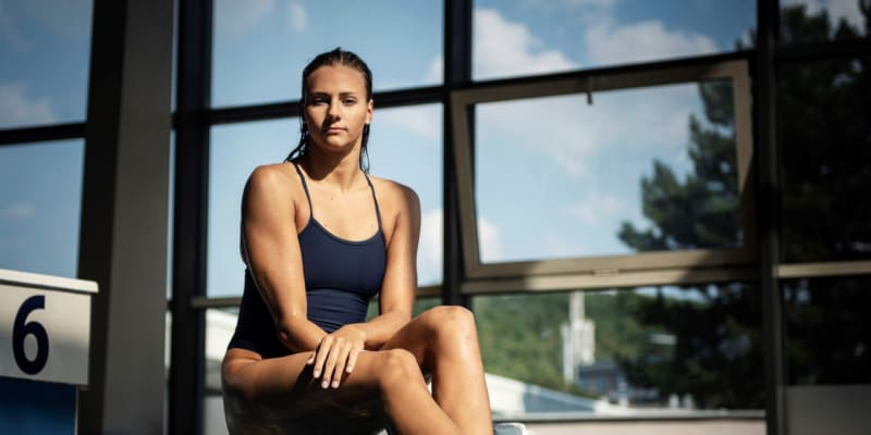 Česká naděje v plavání Barbora Seemanová říká, že kvůli přípravě na olympijské hry v Tokiu obětovala i čas s rodinou.