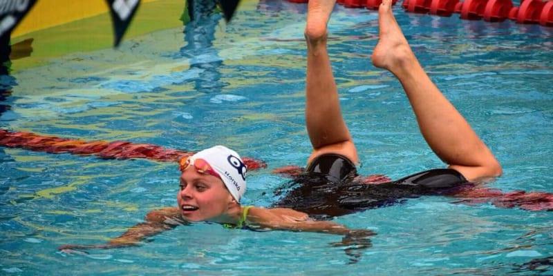 Kristýna Horská nás reprezentuje na olympiádě.
