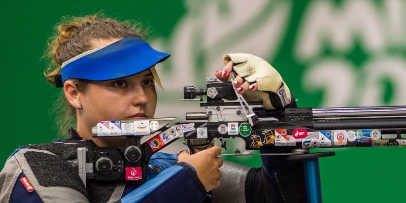 Nikola Šarounová bude v Tokiu soutěžit ve dvou disciplínách.