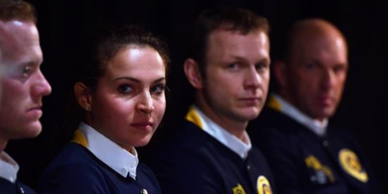 Čeští jezdci Anna Kellnerová a Aleš Opatrný v týmu Prague Lions