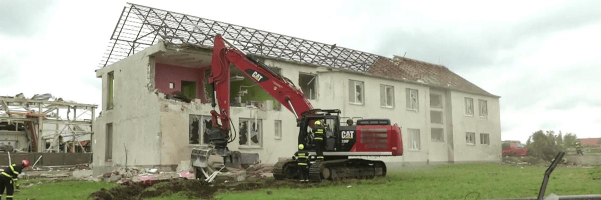 Měsíc po řádění tornáda na jižní Moravě: Jak se postižené obce proměnily?