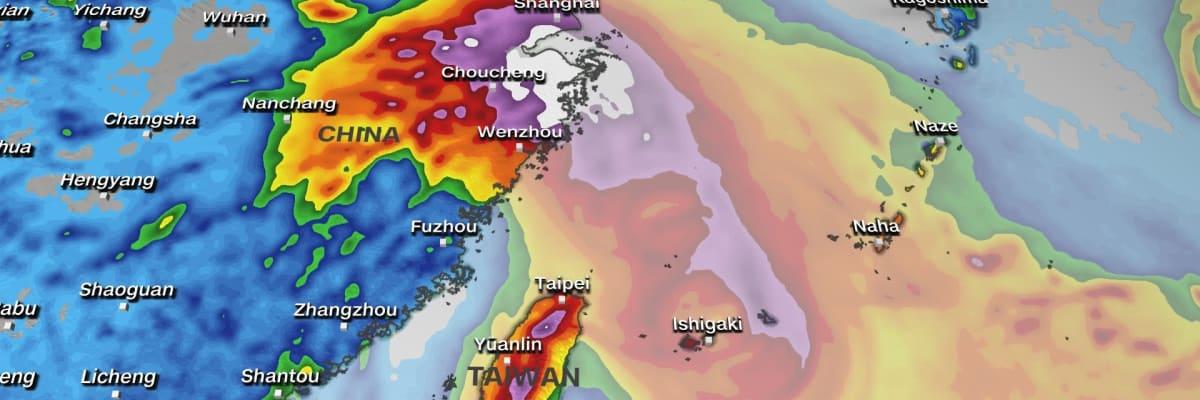 Olympiáda v ohrožení? Do Tokia se žene silná tropická bouře, pořadatelé změnili program