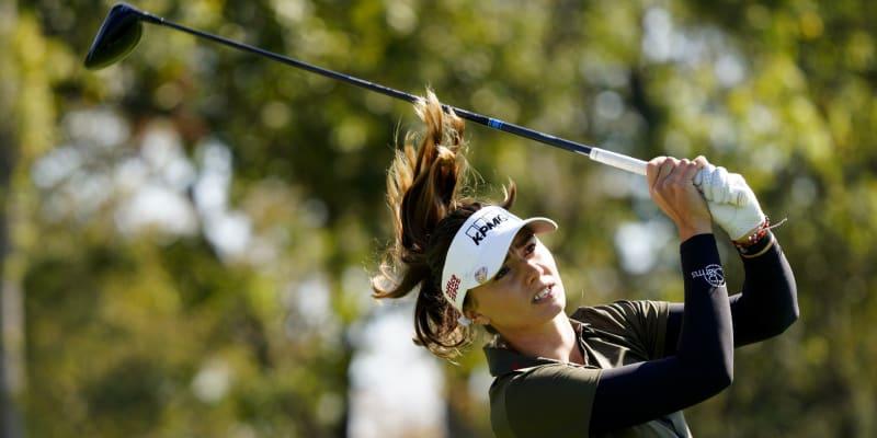 Spilková hraje profesionálně golf už od 16 let.