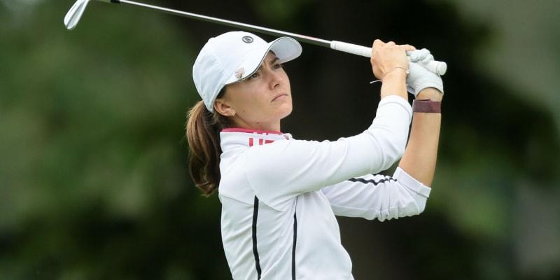 Spilková se v roce 2016 zapsala do historie jako první česká golfistka na olympiádě.