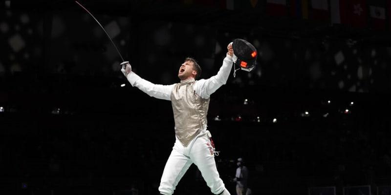 Alexander Choupenitch na Letních olympijských hrách 2021 v Tokiu