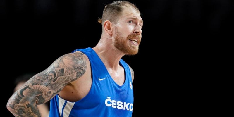 Patrik Auda táhl českou reprezentaci v zápase na OH proti Íránu.