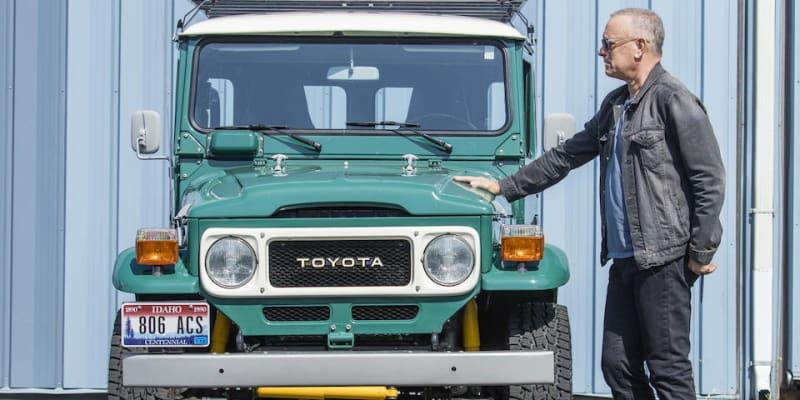 Toyota Land Cruiser Toma Hankse