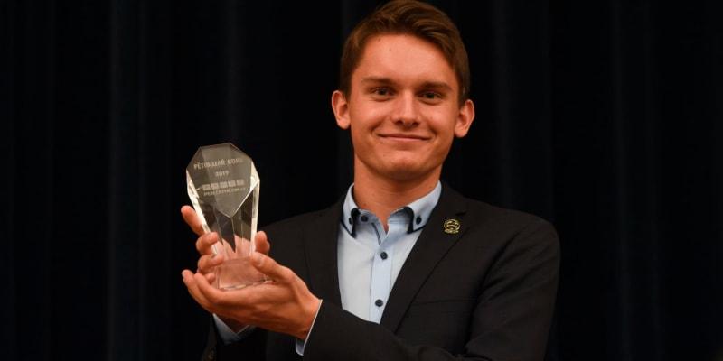 Martin Vlach byl 2. prosince 2019 v Praze vyhlášen nejlepším českým moderním pětibojařem roku.