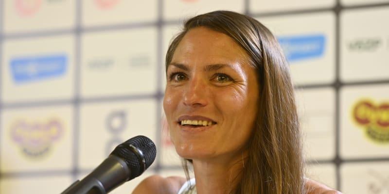 Marcela Joglová je česká běžkyně.