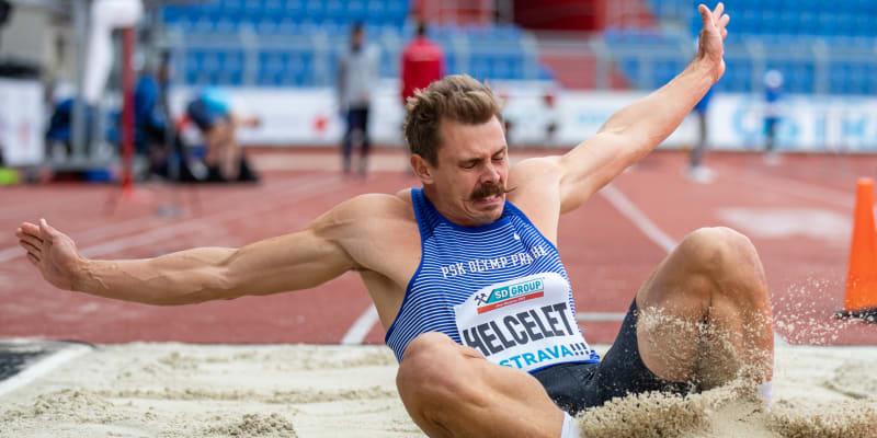 Přiveze Adam Sebastian Helcelet medaili?