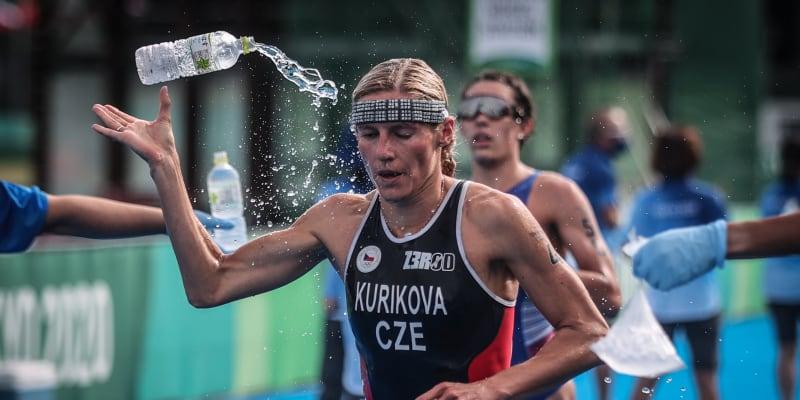 Petra Kuříková je česká atletka.