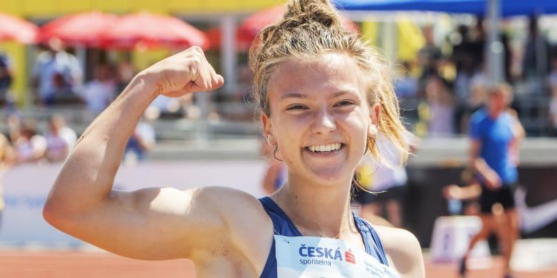 Barbora Malíková je česká atletka.