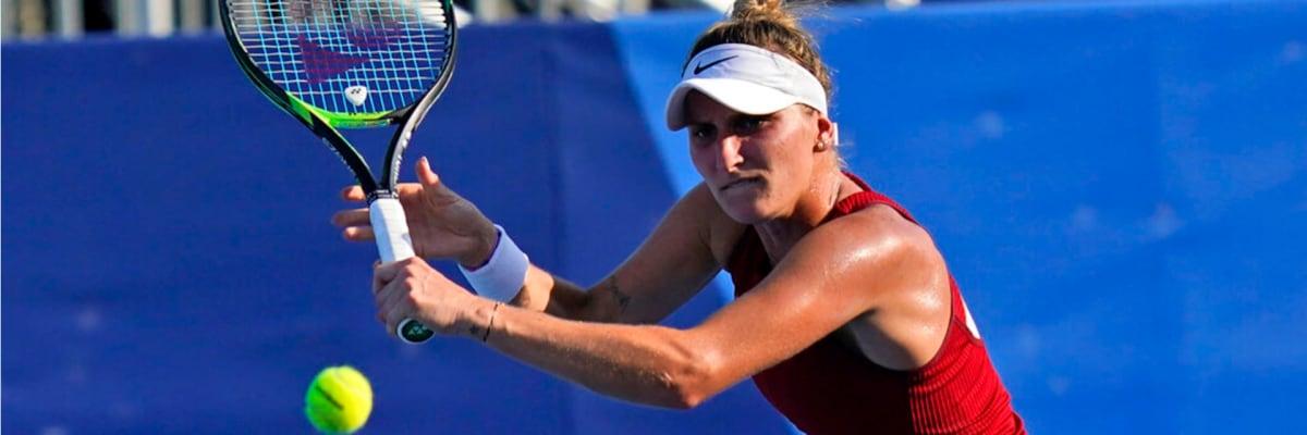 Tenistky na olympiádě září: Boj o medaile čeká Vondroušovou a duo Krejčíková, Siniaková