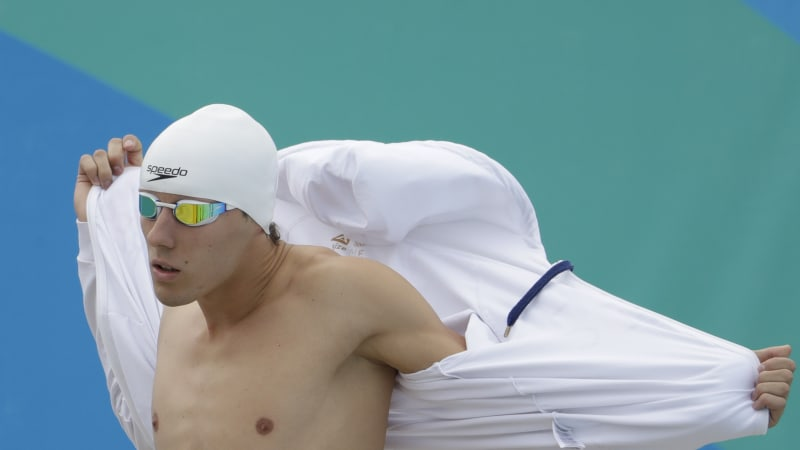 Češi na olympiádě: Pětibojař Kuf v Riu dvakrát spadl z koně a byl poslední. Složí reparát?
