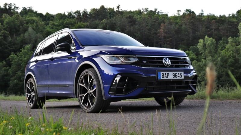 Test: Volkswagen Tiguan R působí v době elektromobility jako auto pro blázny