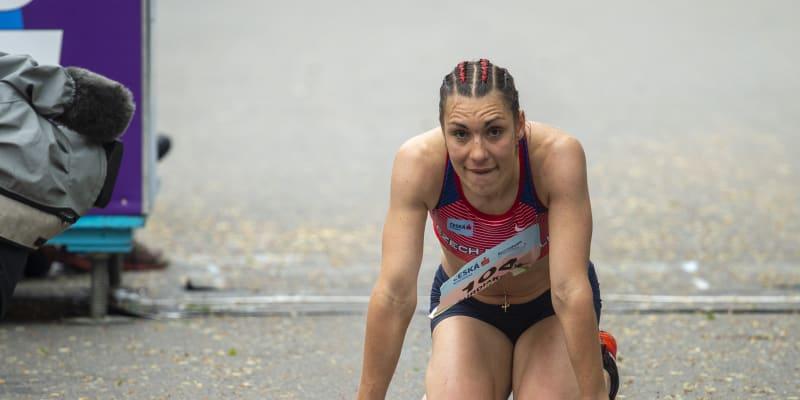 Tereza Ďurdiaková je sportovní chodkyně.