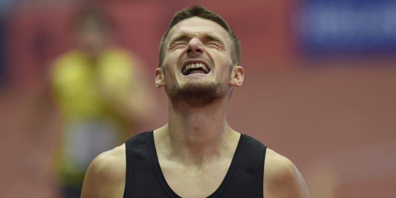 Michal Desenský je český běžec.