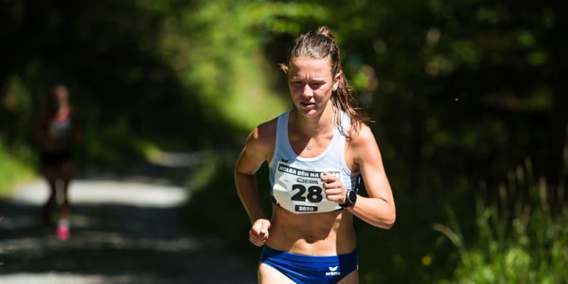 Tereza Hrochová je česká běžkyně.