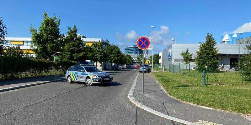 V areálu holdingu Agrofert nahlásil anonym bombu.
