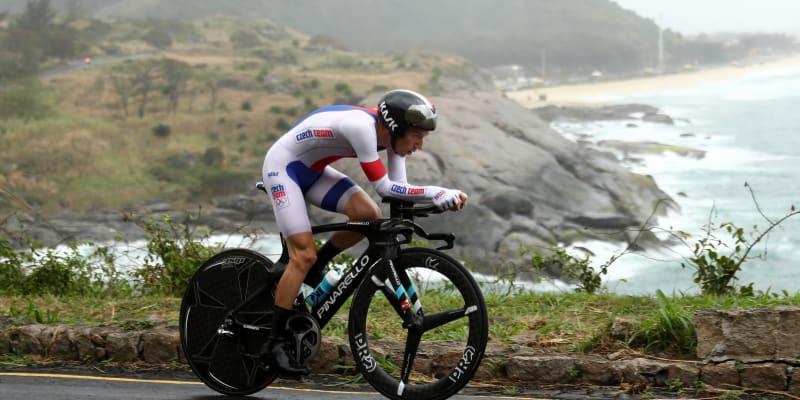 Leopold König na olympiádě v Rio de Janeiro v roce 2016.