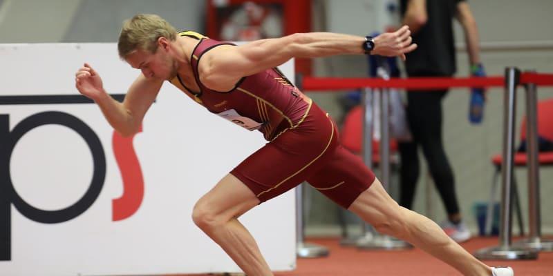 Patrik Šorm je český atlet.