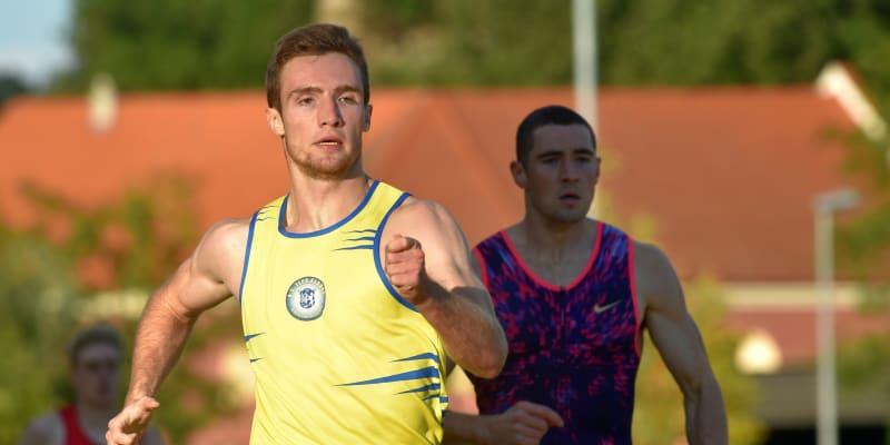 Matěj Krsek je český atlet.