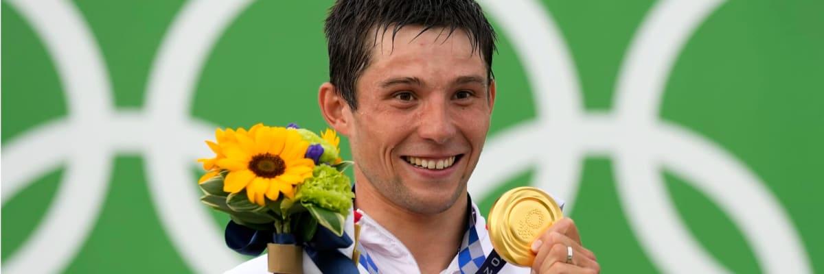 Fantastický Prskavec vybojoval olympijské zlato. Vodní slalom vyhrál s obřím náskokem