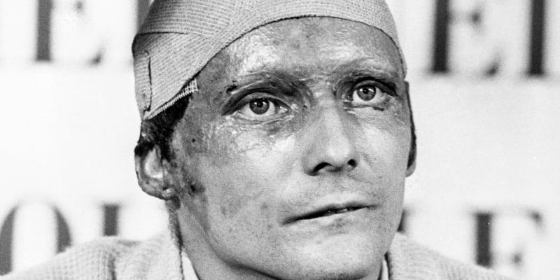 Před 45 lety rakouský pilot Formule 1 Niki Lauda přežil děsivou havárii na trati Nürburgring v Německu.